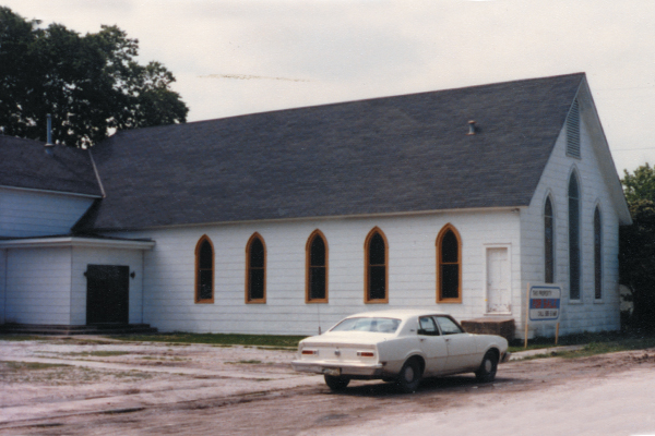 1976 church